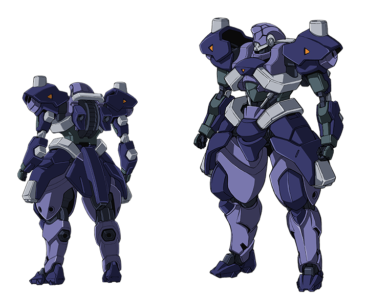 Nguyên mẫu Gundam hạng nặng - Hyakuren