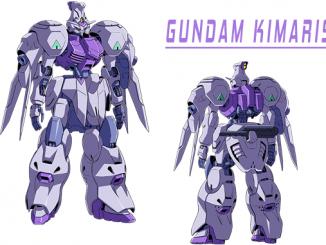 Nguyên mẫu Gundam hạng nặng trong seri phim IBO 7