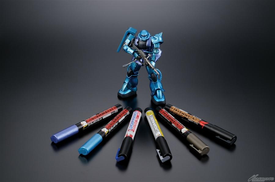 Cập nhật tin tức Gundam tháng 4 6