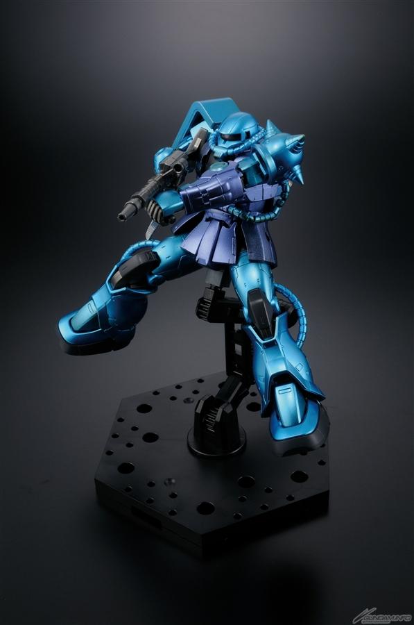 tin tức Gundam tháng 4 - HG Zaku II TYPE C-6/R6 [Painting Model]