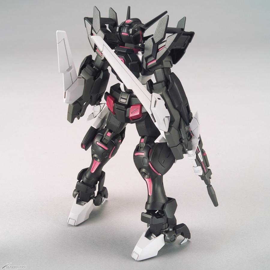 HGBD R Gundam G-Else mặt sau