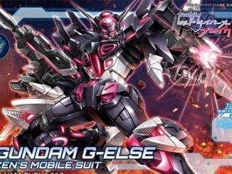 Cùng mở hộp HGBD R Gundam G-Else 1