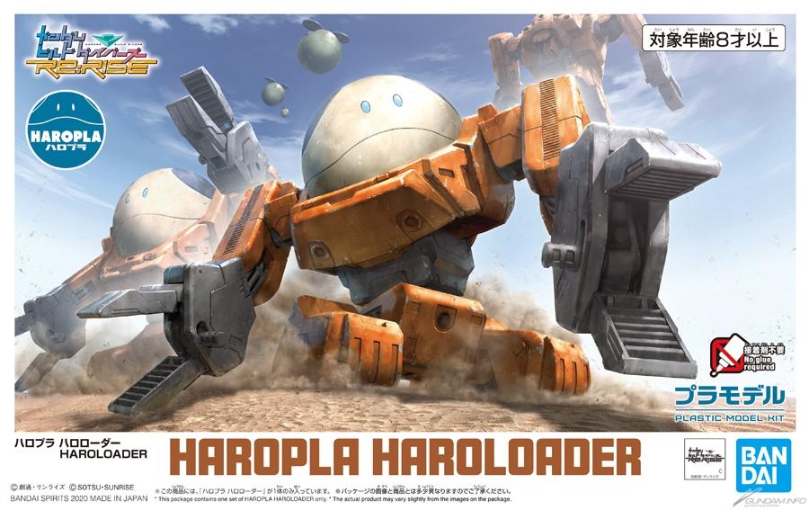 hộp box của Haropla Haro Loader