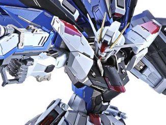 Metal Build Freedom Gundam Concept2 mở bán tháng 8 6
