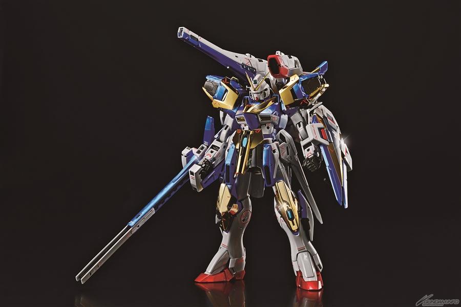tin tức Gundam tháng 4 - MG Victory Ver.Ka [Titanium Finish]