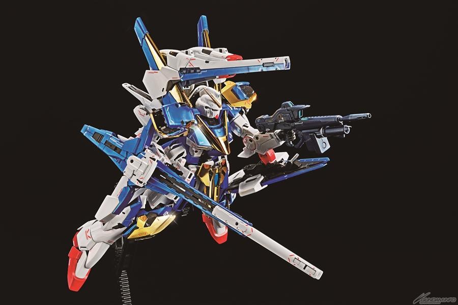 Cập nhật tin tức Gundam tháng 4 2