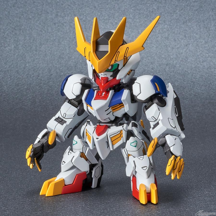 SDCS Gundam Barbatos Lupus Rex hoàn chỉnh