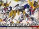 Tin gundam: mở bán SDCS Gundam Barbatos Lupus Rex tháng 4 26