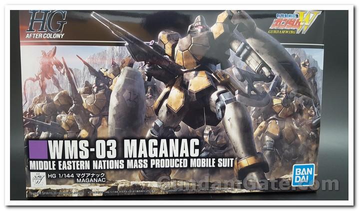 Hộp  HGAC Maganac