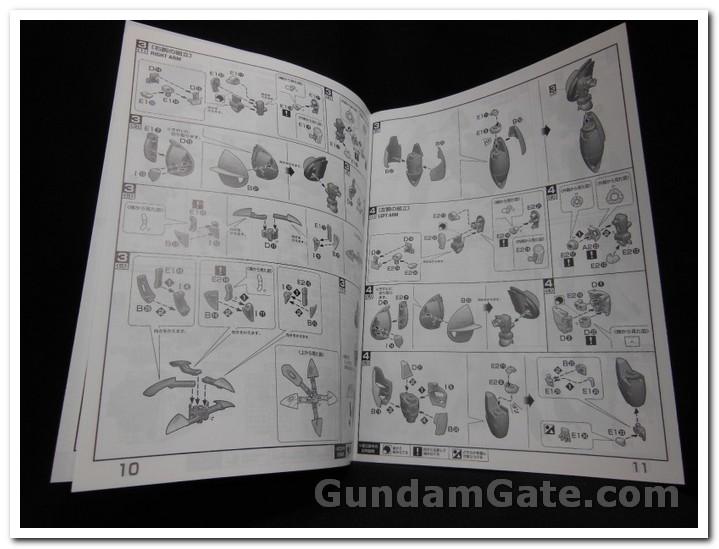 Những điều cần biết về Model kit Gundam 7