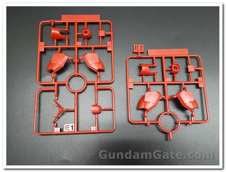 Có gì trong hộp HG Nu-Zeon Gundam? 6
