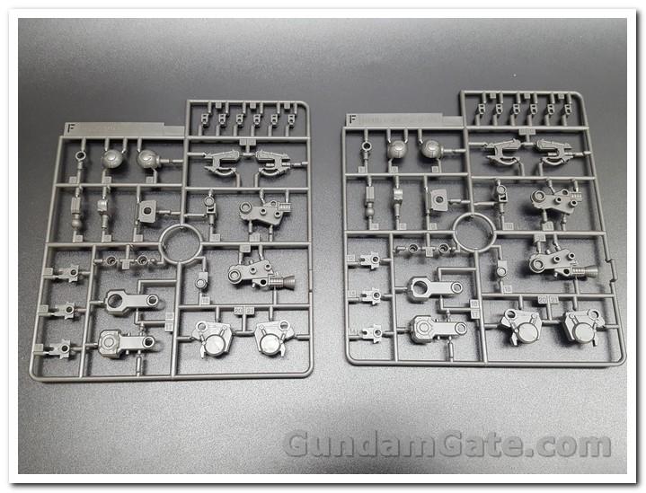 Có gì trong hộp HG Nu-Zeon Gundam? 7