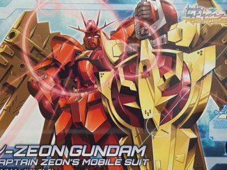 Có gì trong hộp HG Nu-Zeon Gundam? 15