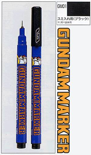 Nhập môn Gundam -  gundam marker