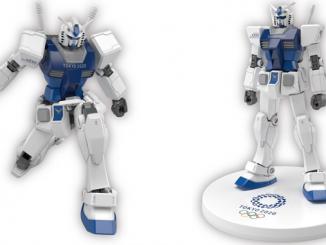 Tin tức Gundam mới nhất: phiên bản Gundam chính thức Tokyo 2020 9