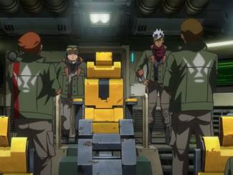 Tập 8: Phim Gundam IBO | Hình thái của sự gắn kết 8