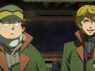 Tập 10: Phim Gundam IBO | Lá thư đến từ ngày mai 11
