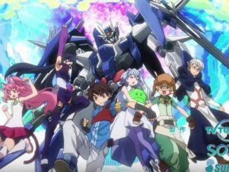 Tập 1: Phim Gundam Build Divers | Thế giới Gunpla Battle Nexus online (GBN) 5