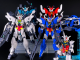 Khui hộp HDBD-R Earthree Gundam 27
