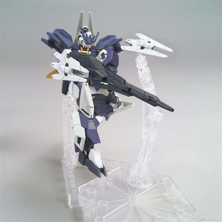 Mở bán HGBD R 1-144 Uraven Gundam 3