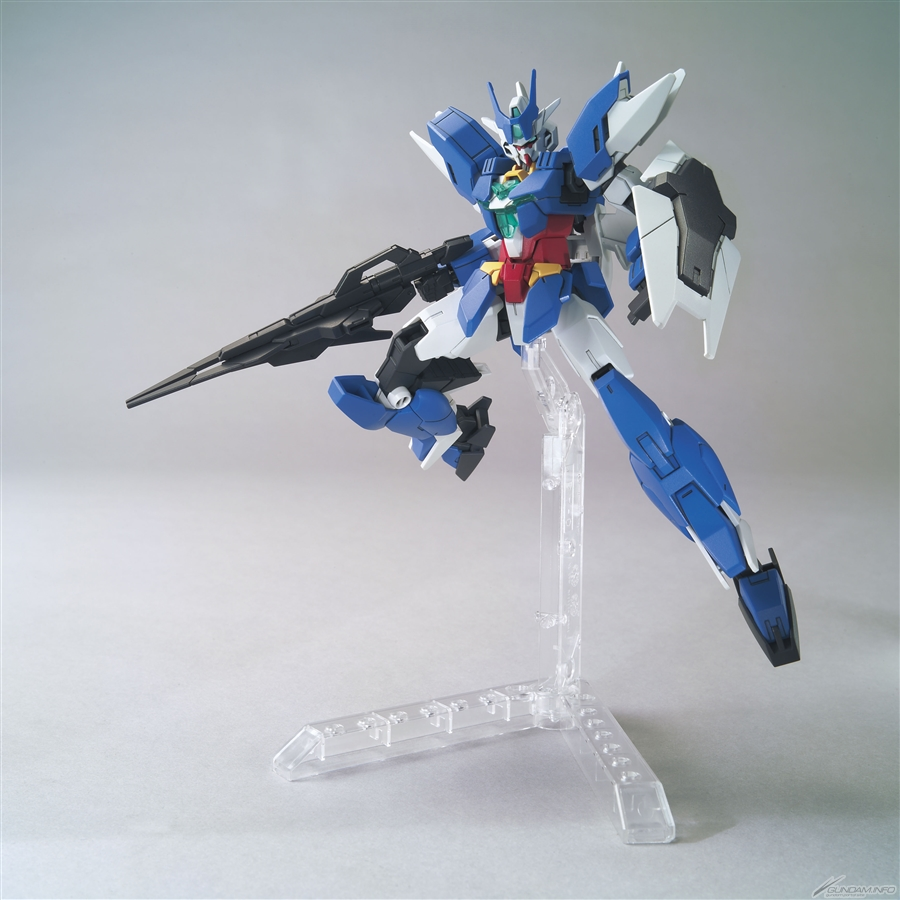 Mở bán HGBD R 1-144 Uraven Gundam 4