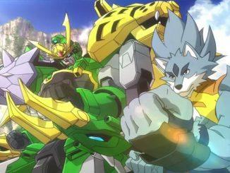 Tập 4: Phim Gundam Build Divers | Sư phụ Tigerwolf trên núi thiêng 5