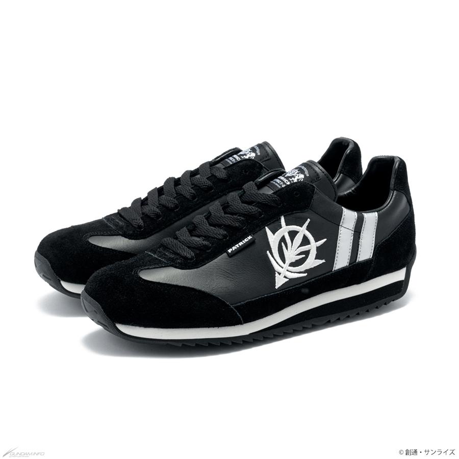 Giày gundam sneaker phe Zeon