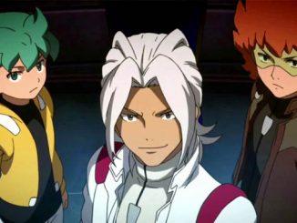 GundamGate - Hình tượng anh cả trong seri phim Gundam 9