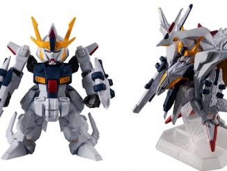 Tin Gundam tháng 5: sự xuất hiện của Penolop trong phiên bản FW GUNDAM CONVERGE thứ 30 5