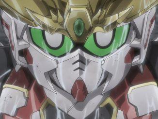Tập 11: Phim Gundam Build Divers | Bí mật của Ayame 7