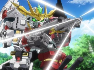 Tập 16: Phim Gundam Build Divers | Trận đấu cướp cờ 10