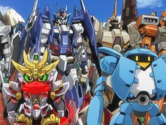 Tập 8: Phim Gundam Build Divers | Lễ hội Bearguy 5