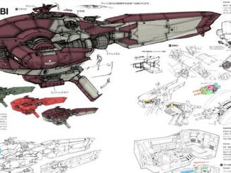 Các mẫu tàu bay chiến đấu trong Iron-Blooded Orphans 6