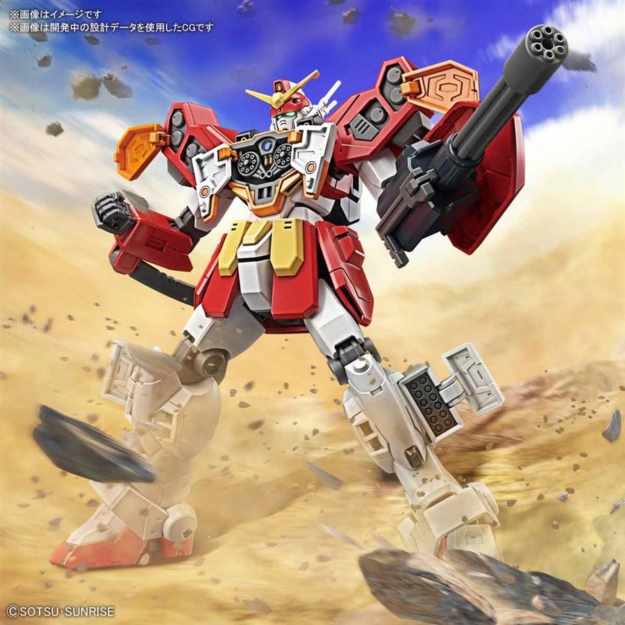 Những điều cần biết về Model kit Gundam 1