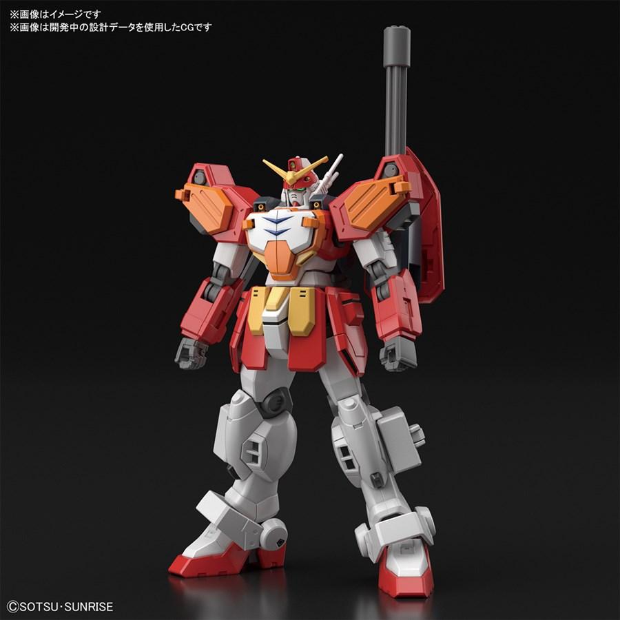 HG Gundam HGAC Heavyarms hoàn thiện