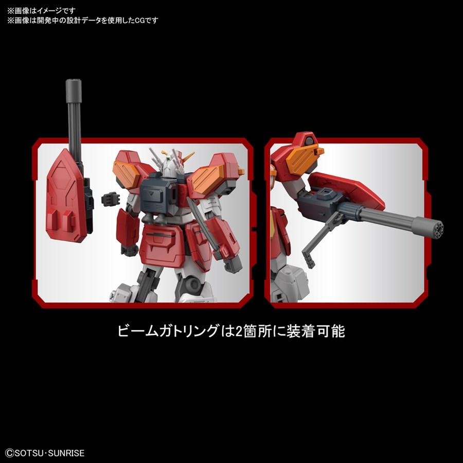 Thời gian mở bán Gundam HGAC Heavyarms và Gundam HGBD R Astray Type New MS 1