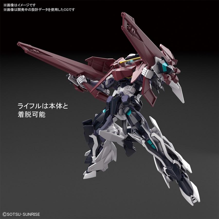 Thời gian mở bán Gundam HGAC Heavyarms và Gundam HGBD R Astray Type New MS 3