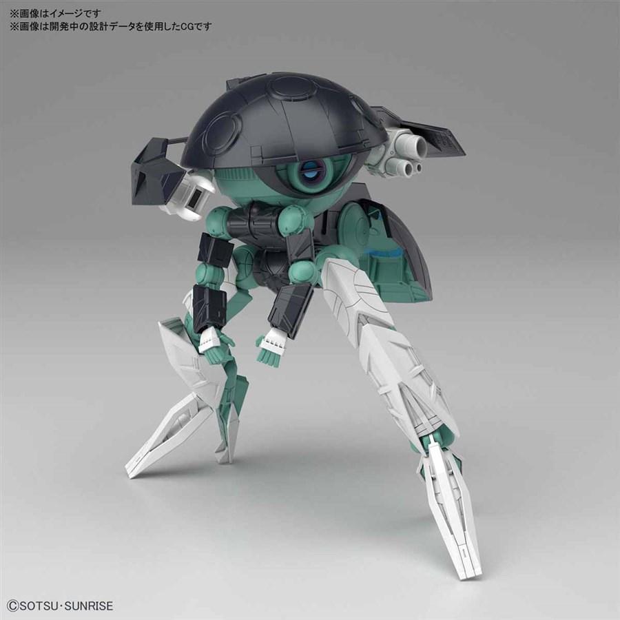 tổng hợp những mẫu Gundam tháng 6 - hgbd r 1 144 wodom pod