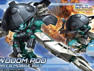 Bandai mở bán HGBD R Wodom Pod 10