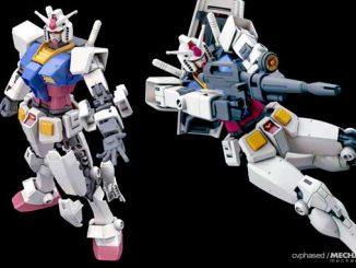 Kỷ niệm 40 năm GUNPLA! Mở bán HG Gundam [BEYOND GLOBAL] 9