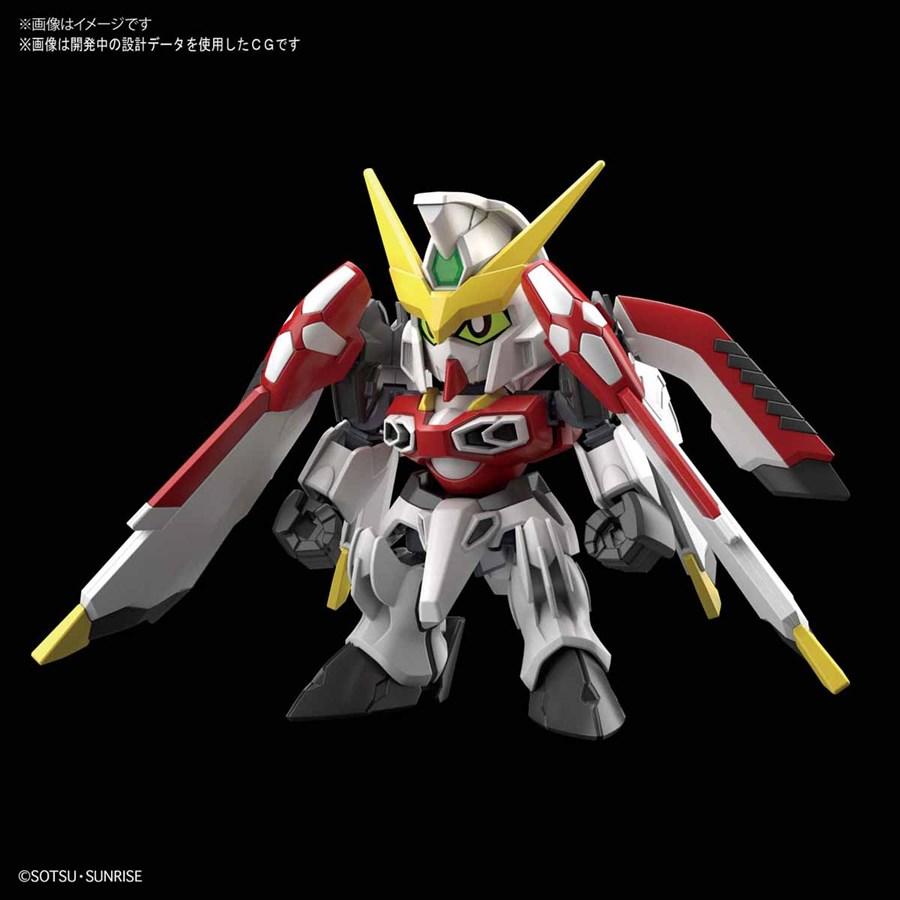 tổng hợp những mẫu Gundam tháng 6 - cross silhouette phoenix