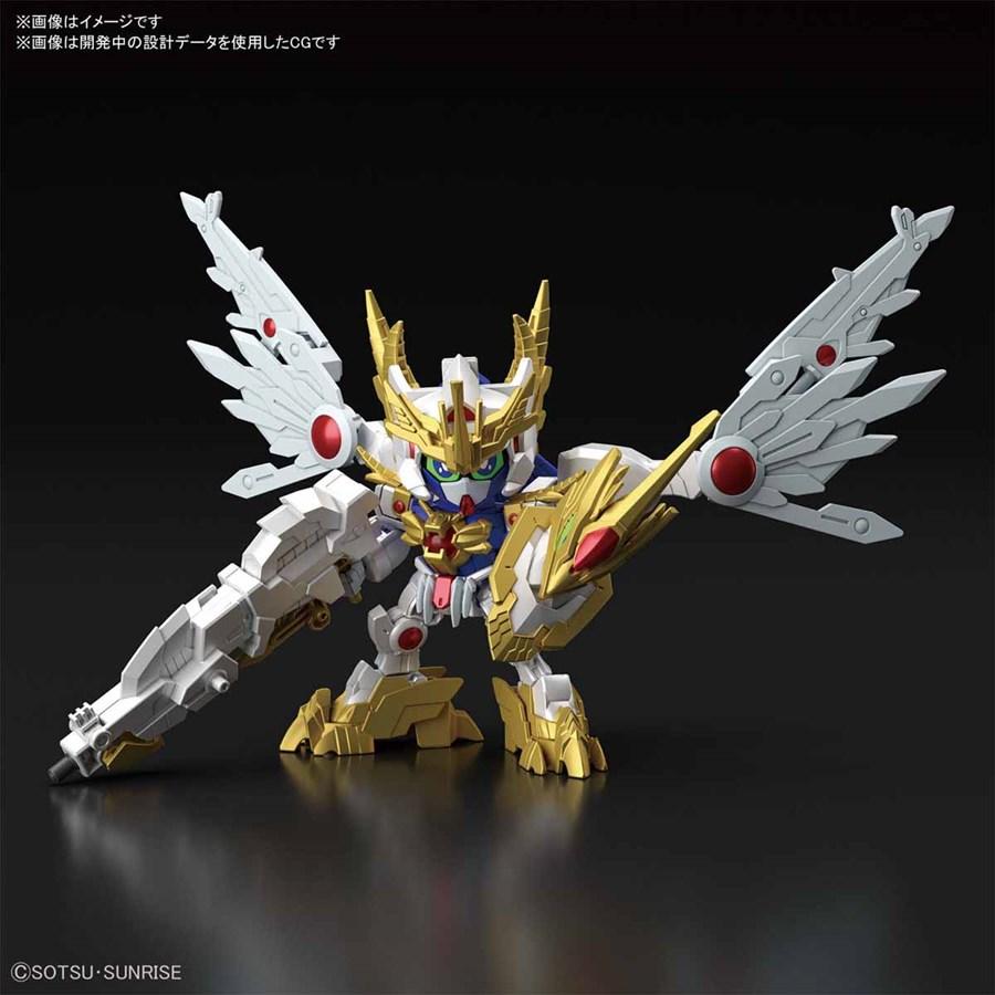 tổng hợp những mẫu Gundam tháng 6 - ex valkylander