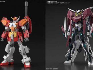 Thời gian mở bán Gundam HGAC Heavyarms và Gundam HGBD R Astray Type New MS 6