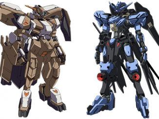 Các nguyên mẫu Gundam trong IBO season 2 3