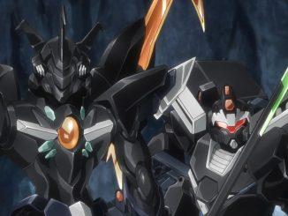 Tập 17: Phim Gundam Build Divers | Câu chuyện của Yukki 4