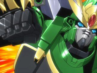 Tập 18: Phim Gundam Build Divers | Đối thủ mới 8