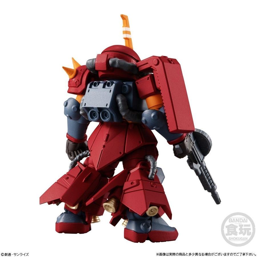 Gundam Psycho Zaku phiên bản Candy Toy dự kiến phát hành tháng 11 7