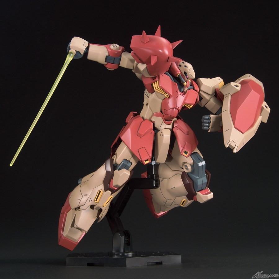 Bandai phát hành HG Messer Type-F01 tháng 7 năm 2020 2