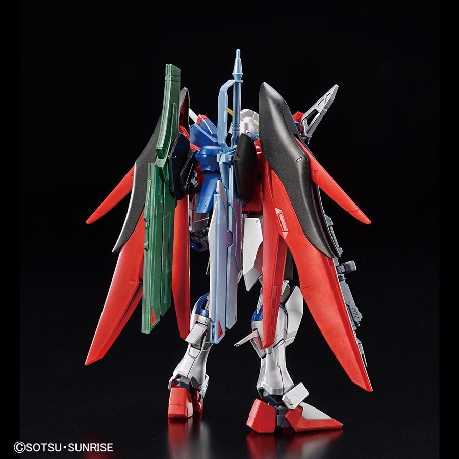 2 phiên bản giới hạn HG Destiny và HGBD R Core Gundam Veetwo 1
