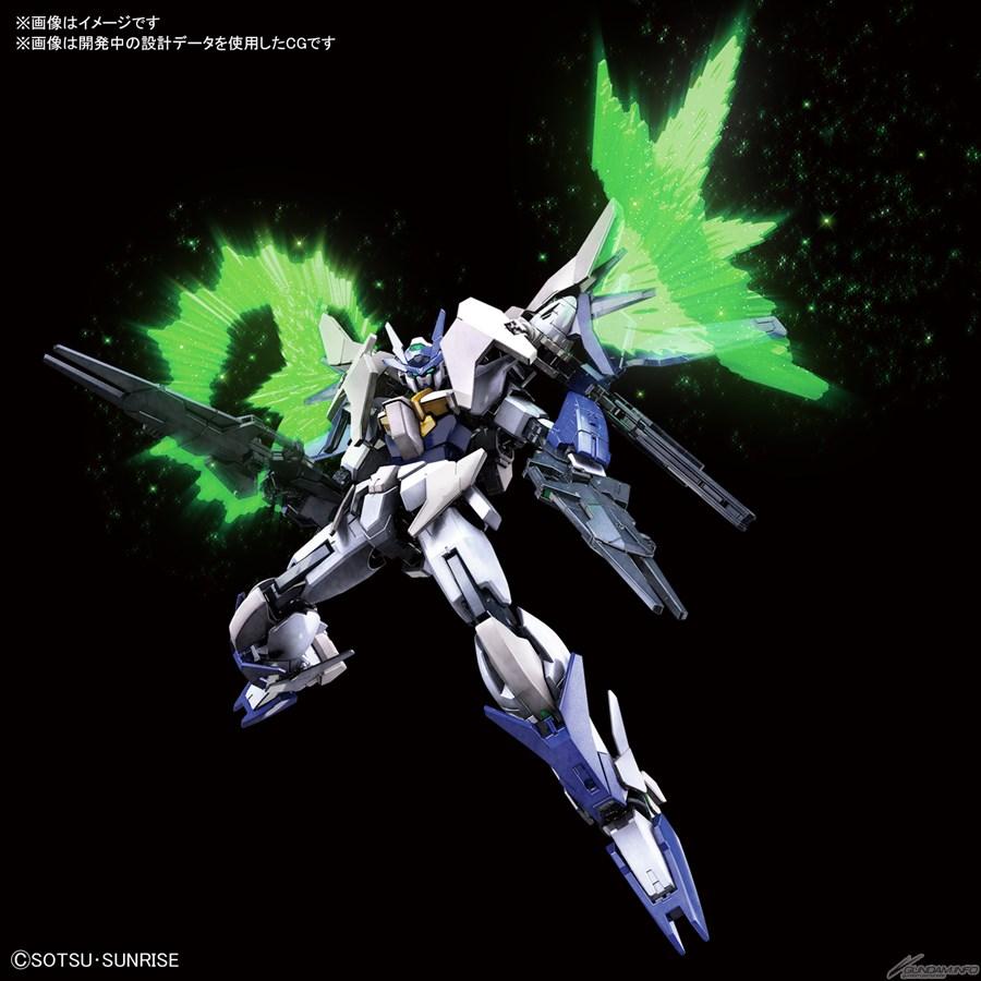 Bandai phát hành HGBD:R New 00 Gundam và New Gundam Astray tháng 11 2